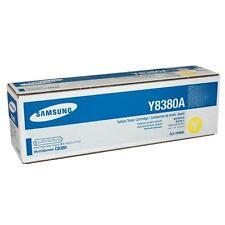 original Samsung CLX-Y8380A MultiXpress C8380 Toner gelb neu A-Ware