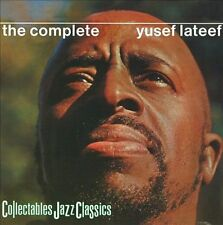 The Complete Yusef Lateef by Yusef Lateef (CD, Mar-2006, Collectables)