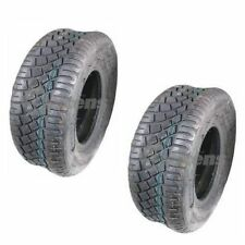 2 NEW 15x6.00-6 TIRES FOR GOKART / LAWNMOWER 4 ply