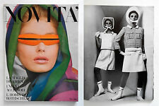 Novità n. 169/1965 Cover Irving Penn Inside William Klein G. Berengo Gardin...