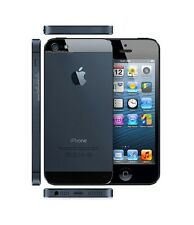 Apple iPhone 5 32GB Factory Unlocked (Imported) Black & Silver