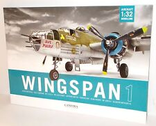 Wingspan 1 - 1:32 Aircraft Modelling        128 Pages      New         (Book)