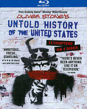 UNTOLD HISTORY OF THE UNITED STATES (Blu-ray 4-Disc 2013) [See Description]