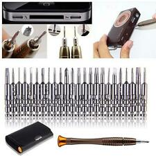 25 in 1 Torx Screwdriver Repair Tool Set For iPhone Cellphone Tablet PC Glass TR