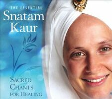 The Essential Snatam Kaur: Sacred Chants for Healing [Digipak] by Snatam Kaur...