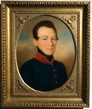 Bildnis eines Adeligen im Uniform - Anonym um 1820