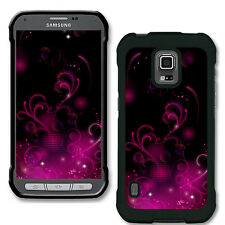 Design Hard Phone Cover Case Protector For Samsung Galaxy S5 Active G870 #1245