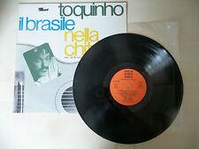 TOQUINHO-IL BRASILE NELLA CHITARRA - disco 33 giri 1976 CETRA ITALY