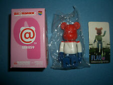 "Medicom Bearbrick Series 9 Flag ""Holland"" Be@rbrick"