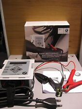 original BMW Motorrad Batterieladegerät Battery Charger Aktion R1200R RS RT