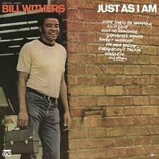 BILL WITHERS JUST AS I AM LP VINYL 33RPM NEW