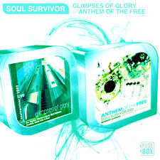 SOUL SURVIVOR ~ Glimpses of Glory / Anthem of the Free NEW SEALED 2CD