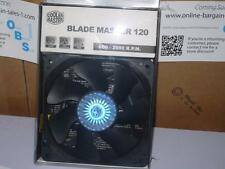 NEW Cooler Master Blade Master 120mm PWM Computer fan (OPEN BOX)