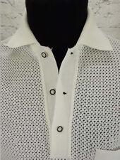 Polohemd Polo Herren Hemd 1960er 60er  TRUE VINTAGE  Gr. M   (HV239)