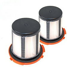2x H12 Washable Reusable Filter for Electrolux EF79, CYCLONE ULTRA Z7300, Z7310