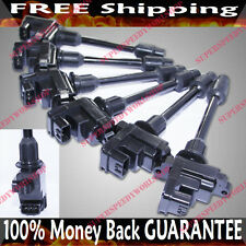 Set Ignition Coils for 95-99 Nissan Maxima SE/GXE/GLE Sedan 4D 3.0L 22448-31U01