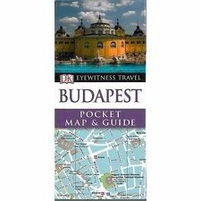 DK Eyewitness Pocket Map and Guide: Budapest, Collectif, New Book