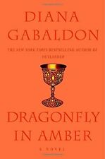 Dragonfly in Amber by Diana Gabaldon (Outlander) (Hardcover) (Language: English)