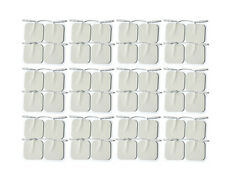 "2""x2"" 48PC Replacement Pigtail Electrode Pads 4 Digital Massager/Tens Unit"
