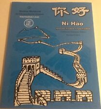 Ni Hao Level 3 Workbook, Revised Edition (Traditional Characters)