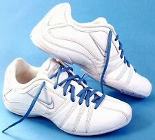 Women's NIKE - ONE SPIRIT CHEER ~ CHEER LEADER Dance Shoe ~ White-  Size  6½