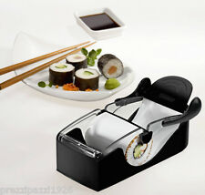SUSHI MAKER PERFECT ROLL ARROTOLA MAKI MACCHINA PER INVOLTINI CUCINA PARTY