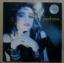 MADONNA  Vinyl LP  The First Album  (incl Holiday, Borderline) Ex+