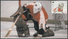 CANADA # 2871.8 - BERNIE PARENT HOCKEY STAMP on FIRST DAY COVER, ONLY 6 MADE