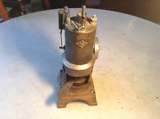 Circa 1900 Antique GBN Bing Vertical Toy Steam Engine