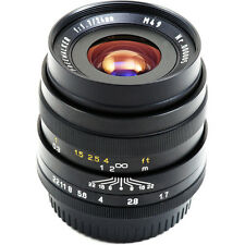 Mitakon Zhongyi FreeWalker 24mm f/1.7 Lens for Micro Four Thirds MFT