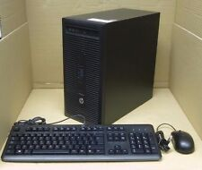 HP EliteDesk 705 g1 MT Quad Core AMD a8-6500b 3.50ghz 4gb 500gb win8 Computer