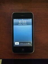 8GB Apple iPhone 3G 2nd Gen great condition unlocked with lots of extras