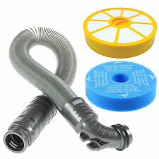 Steel Iron Stretch Pipe U Bend Hose & Pre Filter for Dyson DC15 The Ball Vacuum