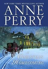 A Christmas Homecoming by Anne Perry (2011, Hardcover)