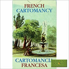 French Cartomancy Oracle Fortune Telling 36 Cards Deck with Instructions