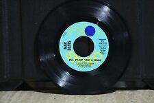 MAC DAVIS PROMO 45 RPM RECORD