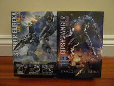 NECA PACIFIC RIM Ultimate Set-GIPSY DANGER & Striker EUREKA Action Figure BN