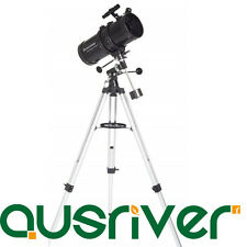 Celestron PowerSeeker 127EQ Telescope Professional Astronomical Refractor 21049