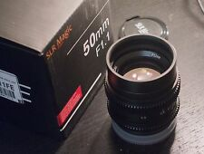 SLR Magic CINE 50mm f/1.1 Lens e-mount