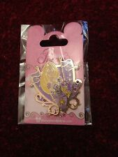 Princess Jeweled Crest - Rapunzel disney pin
