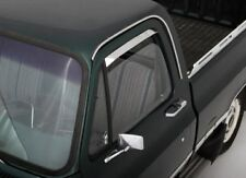 Auto Ventshade 12049 Ventshade Stainless 2Pc 1961-1966 Ford F100 F250 F350