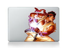 Street Fighter Vinilo Calcomanía, Etiqueta Engomada de la venganza para Apple Macbook Pro Mac 13 pulgadas