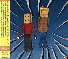 Tigerbombs - Crazy Kids Never Learn - Japan CD+3 - NEW