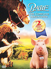 Babe - The Complete Adventure Two-Movie Pig Pack Full Screen Editions)