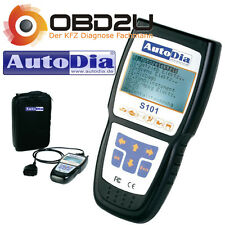 Autodia Diagnose-Gerät Tester für Audi A3 A4 A6 A8 TT 80 OBD2 Fehler Parkbremse