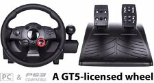 Logitech Driving Force GT For PlayStation / Pc Gaming!