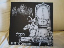 NUNSLAUGHTER near the catacomb live LP New.##LP1 missing## sabbat