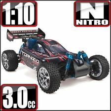 RedCat Racing Tornado S30 RTR Nitro Buggy Black/Red - FREE SHIPPING