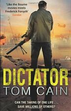 Dictator By Tom Cain. 9780552161466