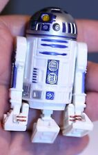 """2001 Star Wars FIGURE R2-D2 Lights up electronic sounds 2.50"""" CORUSCANT SENTRY"""